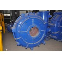 Small Corrosion – Resistant Coal Slurry Pump For Mining High Efficency
