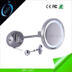 China miroir cosmétique fixé au mur avec la lumière de LED on sale