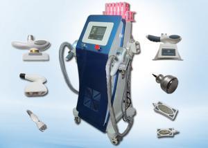 China Vacuum Roller Cavitation Laser Cryo Freeze Fat Machine For Increasing Skin Elasticity on sale