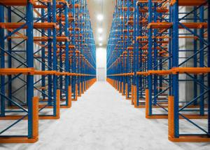 China Drive in racking system for warehouse on sale