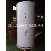 China Split Pressure Solar Heated Water Tank on sale