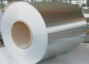China Cold Rolled / Hot Rolled Stainless Steel Coils on sale