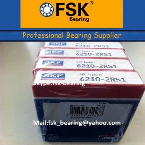 China Electric Hammer Bearing 6210 2RS China Deep Groove Ball Bearings Factory on sale