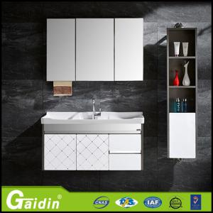 China Wall mounted high quality aluminum alloy bathroom funiture sliding door bathroom cabinet mirror cabinet on sale