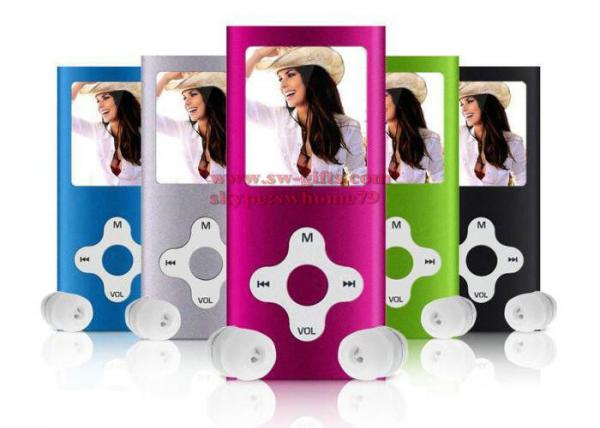 Fashion Portable MP3 MP4 Player LCD Screen FM Radio Video Games Movie Gift Hot