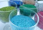 Multi Color DIY Crafts Decoration Extra Fine Glitter Powder For Sand Paper