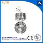 application metal capacitor pressure sensor