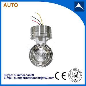 China sensor de la presión del condensador del metal del uso on sale