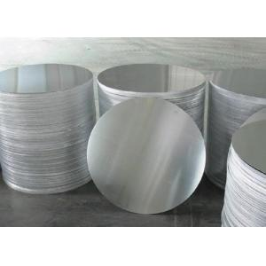 China 3mm Thick 1100 Aluminium Circles DC Rolled Polished For Cookware Pot Making on sale