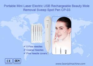 China Acne Treatment 30W Micro Electrolytes Mole Removal Pen on sale