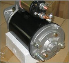 JCB STARTER - LRS969 for sale – starter and alternator