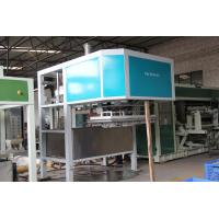 2400Pcs/H Automated Egg Tray Equipment  Rciprocatiing Forming Drying in Mould