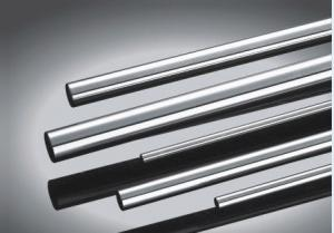 China Round Customized Steel Tie Rod, Hard Chrome Plated Metal Rod CK45, ST52 supplier