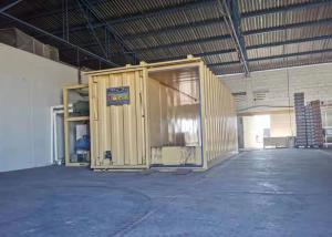 China Commercial Walk In Cold Storage Room , Cold Room Chiller Unit For Drink / Beer Freezing on sale
