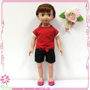 China Factory making american girl doll 18 inch on sale
