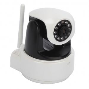 China Long Distance Wireless Wifi IP Camera Pan Tilt For iPhone / Smart Phone on sale