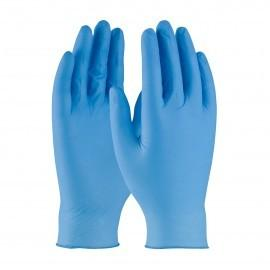China Latex Free Disposable Nitrile Gloves , Waterproof Food Grade Nitrile Gloves on sale