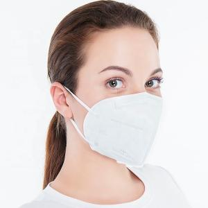 China Anti Pollution Surgical Face Mask Kn95 Non Irritating For Personal Safety on sale