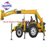 Lowest Price Of Tractor Hydraulic Post Hole Digger