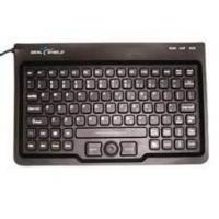 China 85 keys  waterproof small  flexible silicone  touchpad  keyboard with USB Interface on sale