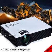 The Newest Digital Mini LED Projector With HDMI USB 3.5mm Audio Beamer Work For iPhone