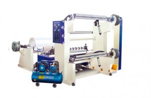 Quality Automatic Paper Slitter Rewinder Machine , QFJ-2800C Paper Roll Slitting Machine for sale