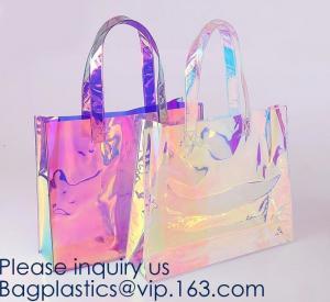 China Travel Bag,Backpack,Handbag & Purse,PVC Plastic Shopper Tote Bag Inside With Brown Paper Bag,HORIZON, WILTON, American C on sale