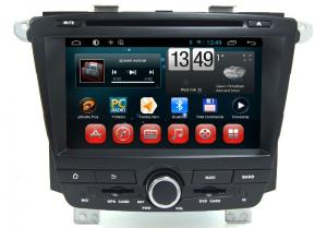China Quad Core TV Player Roewe 350 Car Dvd GPS Navigation Wifi Bluetooth Andorid on sale