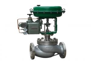 China Air Operated Ball Valve Flanged PN16 ANSI 150 Steam Ball Valve on sale