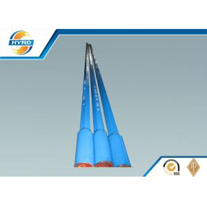 China API Square Drilling Rig Kelly / AISI 4145H Alloy Kelly Bar Drilling Equipment on sale