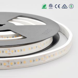 China Anti Glare Flexible LED Strip Lights 2835 120 LEDs / Meter IP67 Waterproof Outdoor on sale