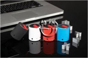 China Bluetooth speaker with ABS +Plastic Material WM-BT125 on sale