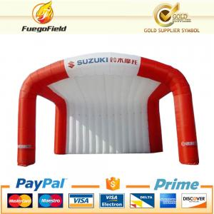 Quality Printable Party Inflatable Air Tent Car Parking / Customized lightweight for sale