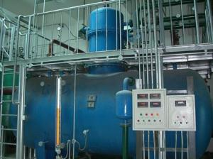 China Chemical Steam Boiler Feed Water System , Thermal Steam Deaerator Light Industry on sale
