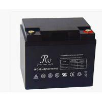 Long Life 12v  Alarm / Security System Battery 40Ah Deep Discharge Recovery Performance