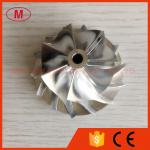RHF5V 39.98/56.00mm 7+7 blades high performance turbo Billet/milling/aluminum 2024 compressor wheel for VB13
