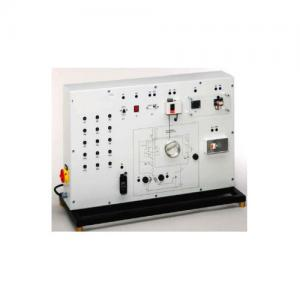 China Vocational Training Equipment Refrigeration Trainer Electrical Fault in Simple Air Conditioning Systems on sale