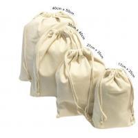 custom design fashion eco-friendly organic cotton canvas drawstring bag,High Quality Customized Cotton Muslin Drawstring