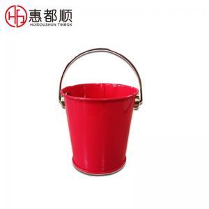 China CMYK Tin Ice Bucket Tongs , childen toys tin ice on sale