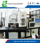 High Precision Injection Blow Moulding Machine , Water Bottle Blow Molding Machine