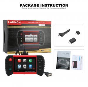 China LAUNCH CRP TOUCH/ TOUCH PRO obd2 car diagnostics tool battery management registration multimeter digital for car auto on sale