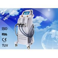 China Intense Pulsed Light SHR IPL Machine / SHR Hair Removal E- light machine on sale