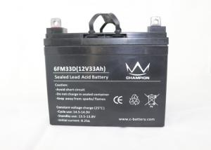 China Sealed 12 Volt Lead Acid Battery Solar VRLA Gel Lead Acid Battery on sale