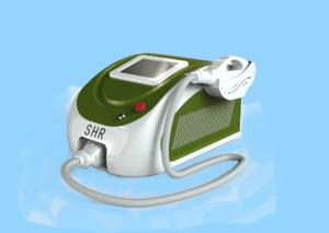 Quality Mini Acne Clearance Hair / Pigmentation / Vascular Removal Facial Rejuvenation  SHR Machine for sale