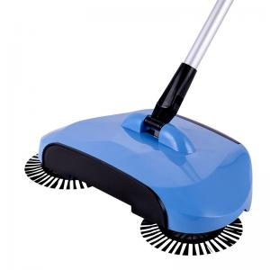 China Commercial Household Hand Floor Sweeper , ABS Hand - Propelled Sweeper on sale