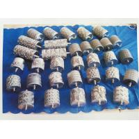 Sliver Patter Roller Weaving Machine Parts Steel Ues In Gloves / Masks / NonWoven Bags