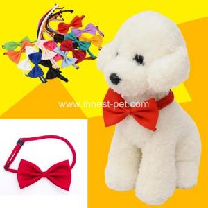 China Popular Cheap Wholesale Dog Bow Tie from China on sale