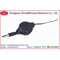 China Retractable 3.5DC Headphone Audio Speakers Cable on sale