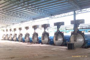 China Large Scale Steam Brick AAC Block Machine , Pressure Vessel Φ2.68 * 31m on sale