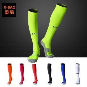 China Professional Men Soccer Socks Compression Sock For Running Marathon Football Cycling Sport Socks on sale